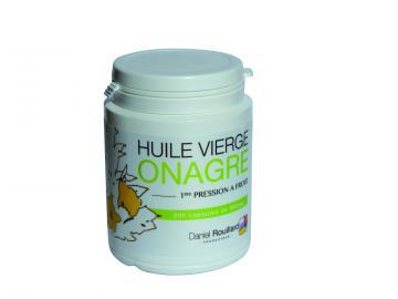 huile vierge de d'onagre 200 capsules de 500 mg